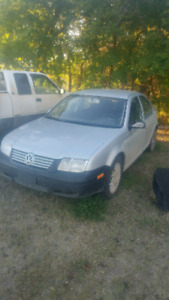 Part out 2004 vw jetta 1.8t
