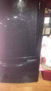 Lg fridge and freezer