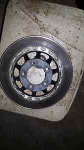 1980 1981 cb400t front disk brake rotor