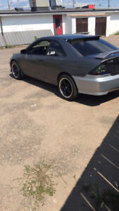 2005 Honda Civic coupe LF trade for truck