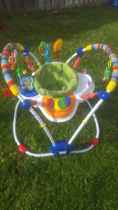 EUC Fisher Price Jumperoo