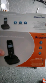 Binatone cordless phone for sale