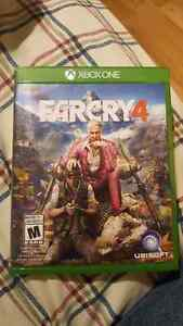 Farcry 4 for Xbox one