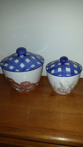 Potato&garlic containers