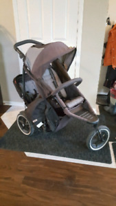 Phil and Teds Dash Stroller Single/Double with EXTRAS!!