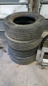Michelin Tires for sale  265 / 70 R 16