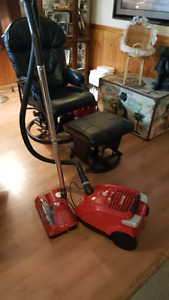 Dirt Devil Jaguar II canister vacuum with powerhead