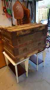 Old Antique Trunk NEW PRICE Kitchener / Waterloo Kitchener Area image 1