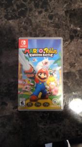 Mario + Rabbids Kingdom