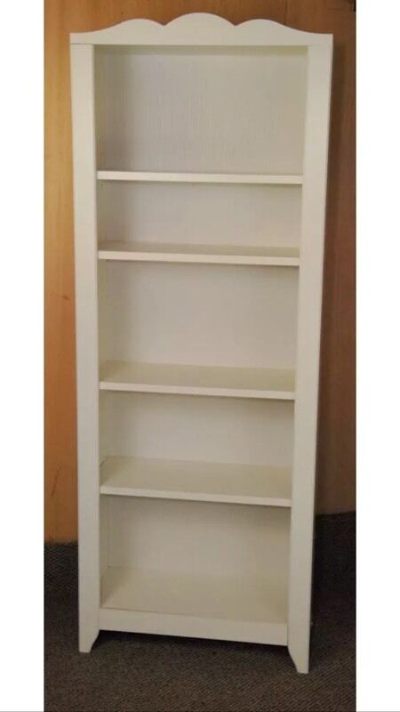 ikea hensvik children 39 s bookcase in white in wyke west. Black Bedroom Furniture Sets. Home Design Ideas
