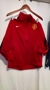 Brand new Nike United Manchester sports jacket. Size small.