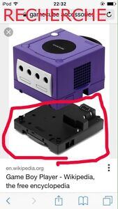 recherche game boys player game cube