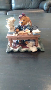 Boyds Bears Collectibles - 4 items