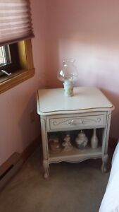 Estate Sale - Shabby Chic dresser and night table West Island Greater Montréal image 2