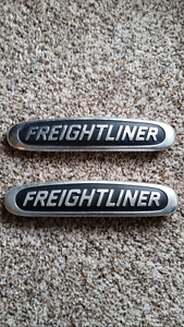 Classic FREIGHTLINER emblems