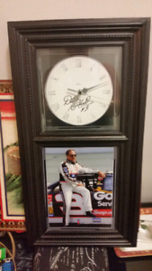 Dale earnhardt senior very rare Clock