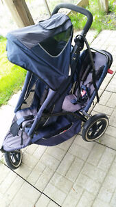 Phil and Ted's Double Sport Stroller