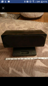 Sony speaker dock with Ipod 4gb