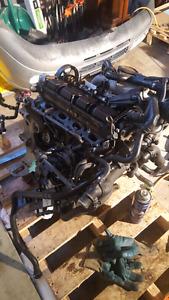 1.8T Engine from MK4 Jetta