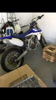 YZ450F bought new in 2013. 12HRS total use.