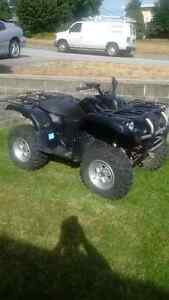 2005 Grizzly 660 SE