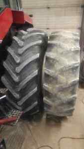 BF Goodrich radial tractor tires 580 / 70/  R38