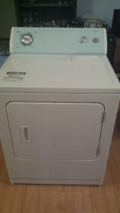 Used Whirlpool Elite Dryer - Great Condition