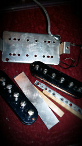 Looking for broken guitar pickups