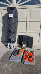 Tent, Canopy - Outdoor Vendor Kit