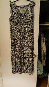 Size 2x maxi dress