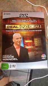 Deal or No Deal DVD game.