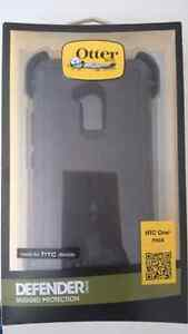 GENUINE OTTERBOX DEFENDER SERIES FOR HTC ONE MAX MINT!!