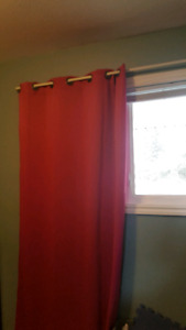 """Long Curtains for Sale   52"""" x 85"""""""