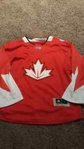 World Cup Team Canada jersey