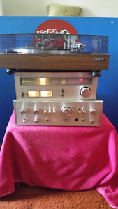 mid 70's stereo