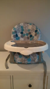Safety First High Chair for Feeding