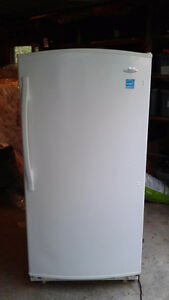 Commercial Standing Whirlpool Freezer