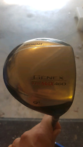 Nickent Gold Driver