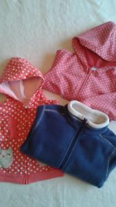 Lot vêtements fille - 24 mois / 2 ans  (20 morceaux)