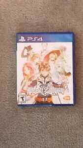 "For sale ""Tales of Zesteria"" for ps4"