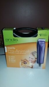 ANDIS ANIMAL PRO- GROOMING CLIPPER (DOGS)