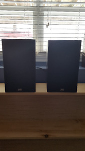 PSB Century 300i bookshelf speakers