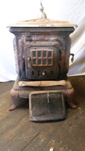 """24"""" Parlor stove"""