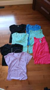 Vêtements d'allaitement