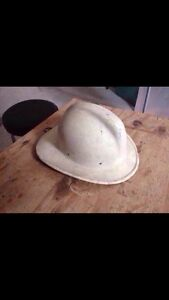 Antique Firemans Helmet