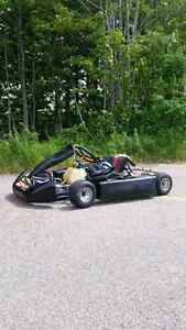 For sale Racing go kart honda engine  $1200 OBO