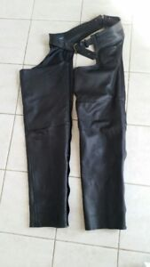 Woman's Leather Chaps