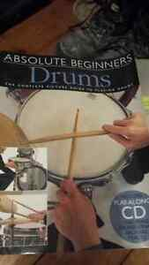 Learn to play drums book