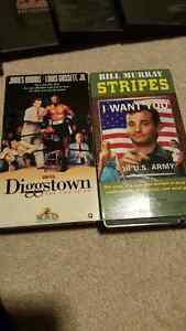 DVDs and 2 VHS Kitchener / Waterloo Kitchener Area image 2
