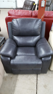 Black Rocker Recliner - Delivery Available
